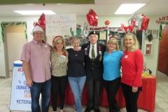 Volunteer Team and Legion Rep.