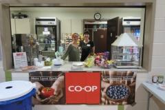 Refreshment Concession & Volunteers